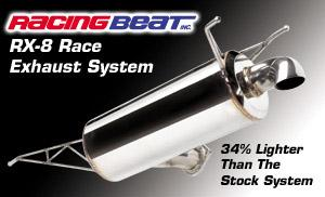 Racing Beat Race Exhaust System