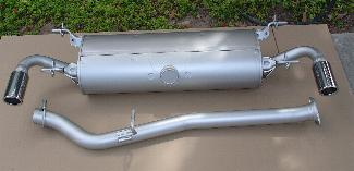 Mazdaspeed Sprot Sound Muffler