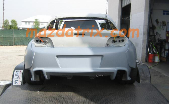 Mazdatrix S Widebody Kit Rx8club Com
