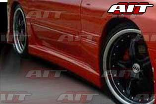 89-91 RX-7 Side Skirts