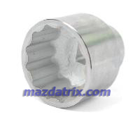 Mazdatrix Flywheel Nut Socket
